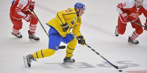 Fredrik Olofsson blir Modos fjärde nyförvärv till den kommande säsongen. Bild: Henrik Montgomery/TT