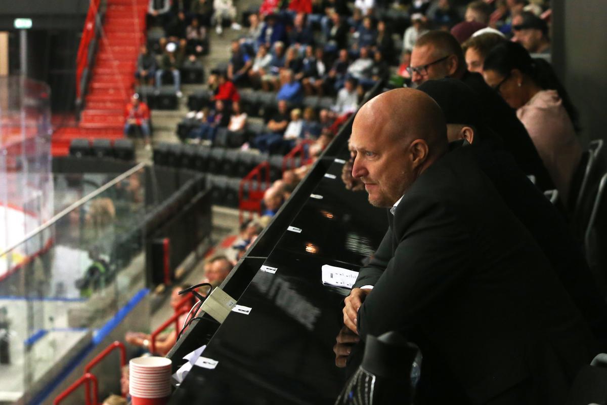 """Örebro Hockeys sportchef ligger lågt – trots skadorna: """"Vi har ingen brådska"""""""