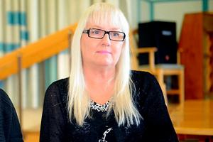 Eva Lahenkorva, chef för Bollnäs äldreomsorg.