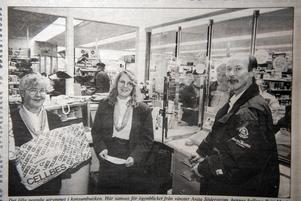 Bild från ÖA 9/11 1993.
