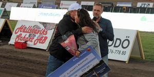 I förra årets välgörenhetsmatch fick Rospiggarna in drygt en kvarts miljon kronor. I år blev summan knappt 39 000.