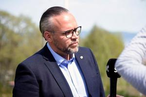 Andreas Jankevics, sportchef i J-Södra.