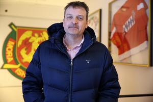 Mora IK:s klubbdirektör Peter Hermodsson minns Jan Simons med värme: