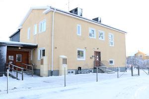 Kulturskolans lokaler i Norberg.
