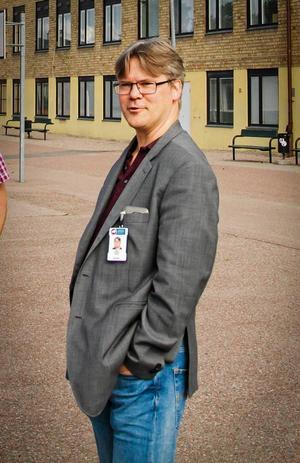 Jerker Olofsson poängterar att sjätteklassarna som slutar i år kommer att få ha fler anhöriga på plats.