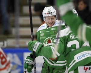 Backen Jesper Williamsson återvänder till HV71.