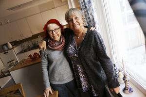 Yvonne Persson och Hagar Lövgren startade Tantpatrullens lokalavdelning i Östersund i höstas. Gensvaret har varit stort och nu träffas ett 30-tal tanter regelbundet för att demonstrera för rättvisa pensioner. I vår gör man en länsturné för att bredda verksamheten ytterligare.