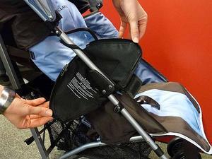 Om du har en paraplysulky från Maclaren, tillverkad till och med 2009, måste du höra av dig till tillverkaren.