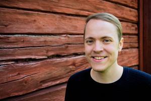 Erik Olof Wiklund har hunnit mycket på sina 26 levnadsår.