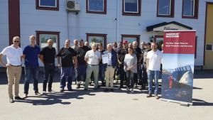 Foto: BSM.Under måndagen blev det klart att SSAB inleder samarbete med Borlängeföretaget BSM.