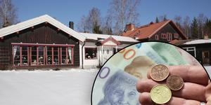 37 540 kronor blev straffavgiften för Odalgården AB som tjuvstartade matserveringen vid Morhagens fäbodhotell i våras.