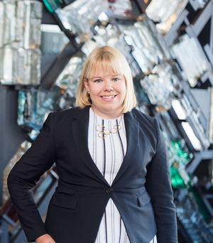 Eleonore Lundkvist (M) är en av deltagarna i