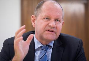 Dan Eliasson skulle med stor säkerhet inte blivit ny generaldirektör för Myndigheten för samhällsberedskap om riksdagen haft veto. Foto: Fredrik Sandberg.