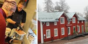 Alkoholtillstånd, öppet året runt och ett charkuteri i källaren. Det är visionerna Fredrik Jörbrand har för sin restaurang i framtiden.
