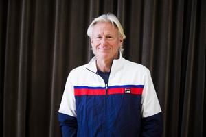 Björn Borg, uppvuxen i Södertälje, ska nu sälja sin lyxvilla utanför Stockholm. Foto: Hanna Franzén / TT