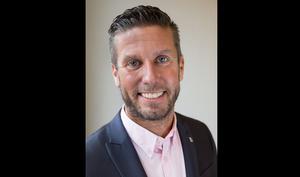 Lenny Hallgren, tillförordnad direktör för kultur-, idrotts- och fritidsförvaltningen.  Bild från Västerås stad.