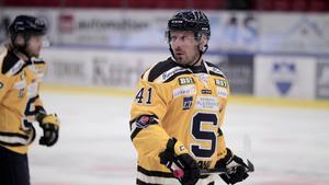 Stefan Gråhns hittade målet mot BIK Karlskoga, efter en mycket läcker och öppnande passning från nyförvärvet Nicolai Meyer.