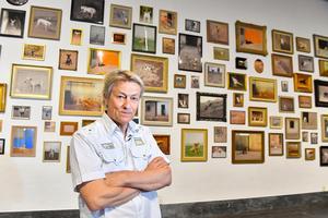 Lars Lerin står i centrum för årets sommarutställning på Liljevalchs konsthall i Stockholm. När han var ung sökte han till vårsalongen, men blev refuserad.