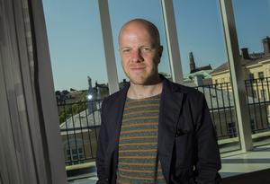 Journalisten och författaren Martin Gelin. Foto Jonas Ekströmer / TT.