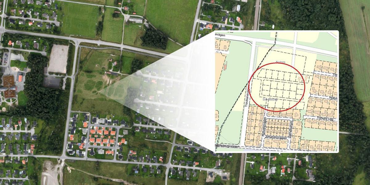 Här släpper kommunen 22 nya villatomter – upp till 1 000 kvadratmeter stora ►Så mycket kostar de