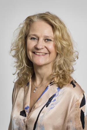 Annika af Trolle, kommunikationschef på Svensk scenkonst som arrangerar seminariet
