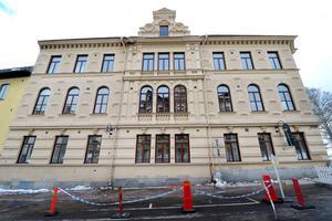 Altinska huset i Sundsvall.