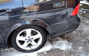 Gillis Strömberg är glad att ha fått tillbaka bilen.