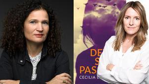 """Cecilia Davidssons nya roman, """"Detta ska passera"""" följer Sara från sen tonår till medelålders kvinna.Foto: Stefan Tell"""
