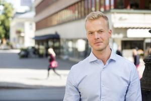 Patrik Gustavsson är miljöchef inom samhällsbyggnadsförvaltningen.