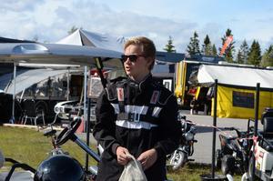 Niklas Larsson, Stigtomta.