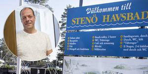 John-Erik Jansson (C) är kommunalråd i Söderhamn och ser att kommunen nu måste ta ett beslut om Stenö camping efter att ytterligare en förhandling med en extern aktör har strandat.