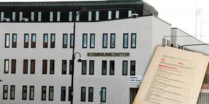 Ovanåkers kommun och en fastighetsägare i Voxnabruk är oense. Foto: Klas-Göran Sannerman, Marie Bergström.