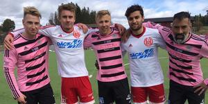Tyvärr hade Frösö2 fler målskyttar än Hedes Magnus Engström-Liljemark och Rahman Sadat.