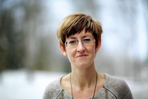 Anna Cederlöf har fått beskedet att hon ska lämna jobbet som HR-direktör för landstinget. Foto: Claes Söderberg