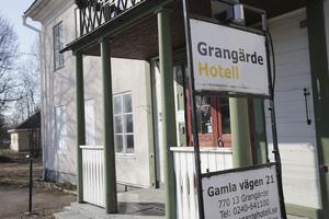 Grangärde hotell kommer att genomgå en renovering lovar nye ägaren Anders Skoglund.