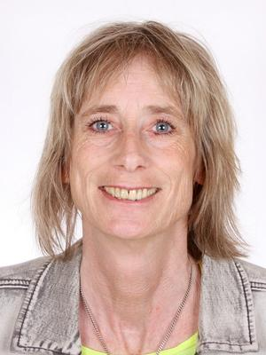 Maria Gard Günster, gruppledare för Centerpartiet i Nynäshamn.