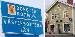 Sport & Fritid i Dorotea har försatts i konkurs.