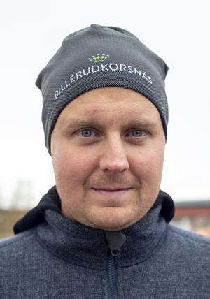 Olle Gunnarsson är en av många som hört ryktet att Max ska etablera sig i Malung. Foto: Berit Djuse