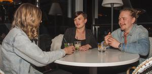 Brasseriet. Therese, Linnéa och Leo Carlsson. Foto: Fabian Zeidlitz