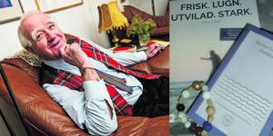 Gunnar Fredriksson skriver om två böcker som han läst.