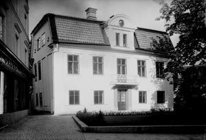 I nära 30 år höll VKF till i Kullska huset innan det revs.