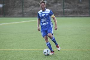 Lagkapten Erik Wästman – en ledare både på och utanför planen.