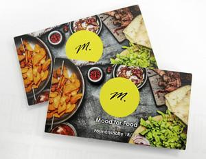 Hundra kronor ger 26 rabattkuponger till elva restauranger i Gävle.