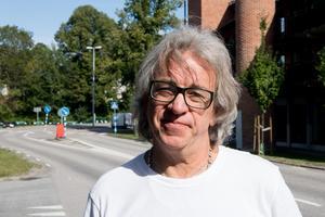 Ulf Larsson har bott utanför Rimbo sedan 1991. Det var han som startade Facebookgruppen