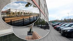 Foto: DTÖstra Hamngatan har tagit ytterligare ett steg mot ett nytt utseende.