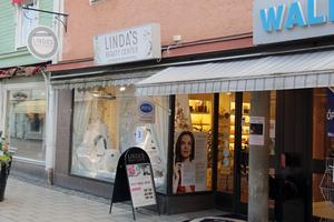 LIndas Beauty Center på Rådmansgatan.