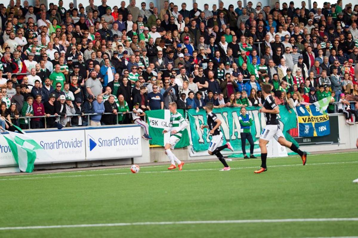 VSK Fotboll vann hemmapremiären mot Akropolis – så var matchen 63964fec11923
