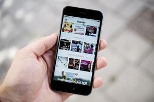 Storytels lyssnare och läsare får tillgång till titlar från Bonnierförlagen. Arkivbild.