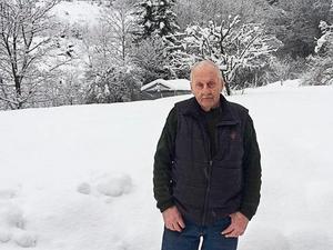 Bild: PrivatSören Stenberg i Ramvik fyller 70 år 18 december