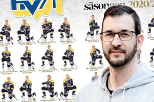 Chefredaktören om mångfalden i tidningen och hockeyn. FOTO: Montage Arkiv/JP:s hockeybilaga